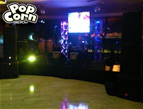 djs, sonido e iluminación profesional para fiestas y eventos