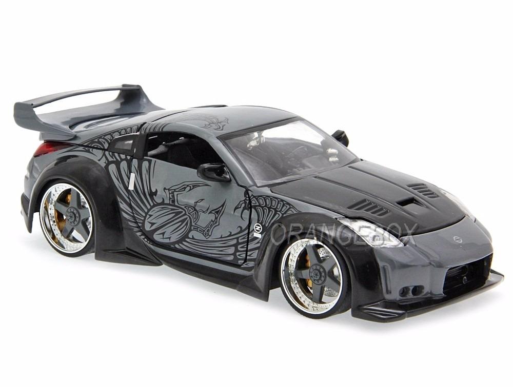 D K S Nissan 350z Velozes E Furiosos Jada Toys 1 24 97172