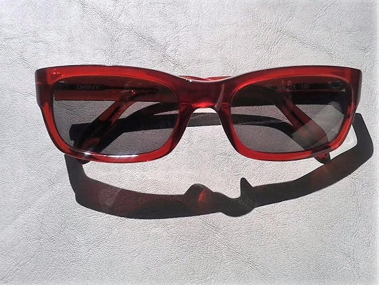 766deb6869 Dkny Donna Karan Lentes Gafas De Sol Unisex Bordo Imp-usa - $ 499,00 ...