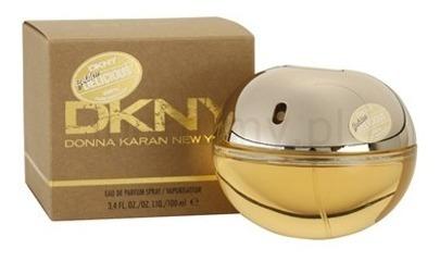 dkny golden delicious edp 100 ml (m) / elite perfumes
