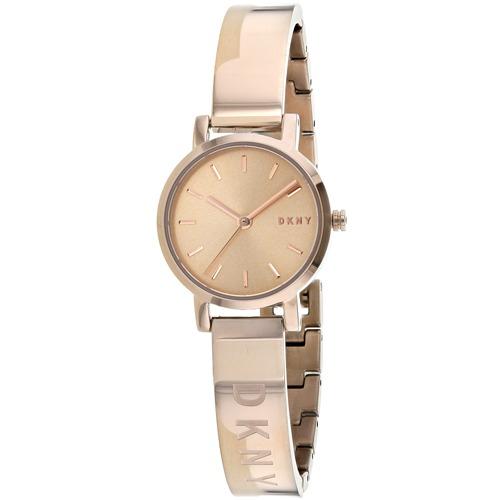Reloj Dkny Para Mujer Ny2308 Color Oro Rosa En Acero -   436.550 en ... d68c58fc249e