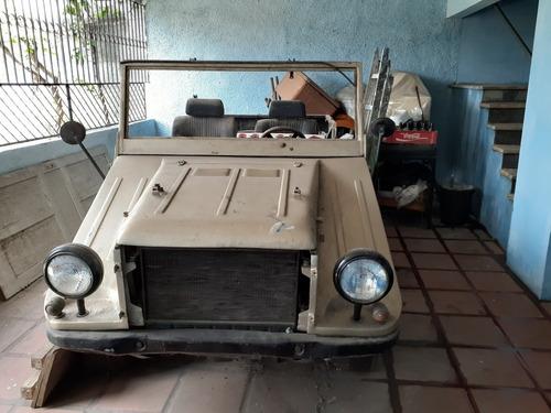 dkw candango jeep