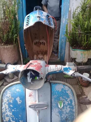dkw motoneta del 41 (funcionando)