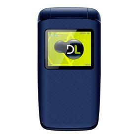 Dl Yc-335 Dual Sim 32 Mb Azul 32 Mb Ram