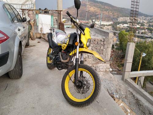 dm 150 amarillo