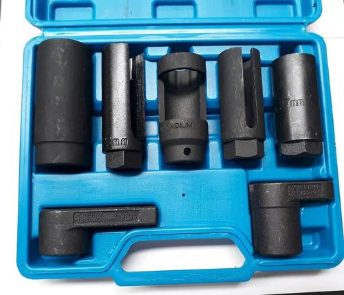 dm-720 - jogo de soquetes para sensor de oxigênio