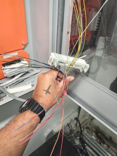 dm instalações elétricas / cabeamentos de lógica / cftv ....