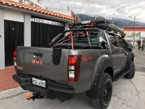dmax cdi 4x4 diesel 3.0 aire, cuero full accesorios thule