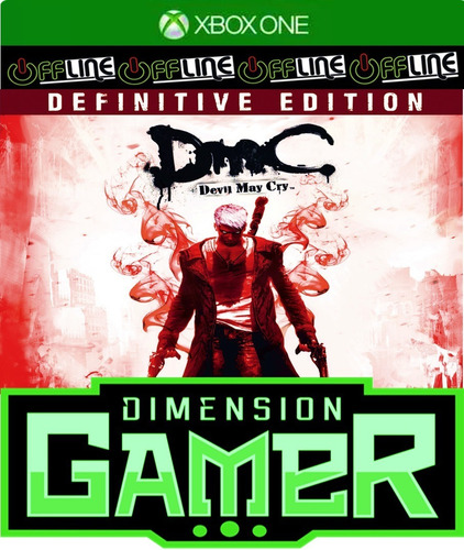 dmc devil may cry definitive e xbox one no codigo off-line