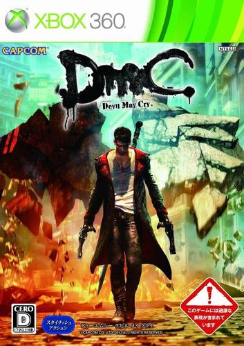 dmc devil may cry nuevo sellado xbox 360