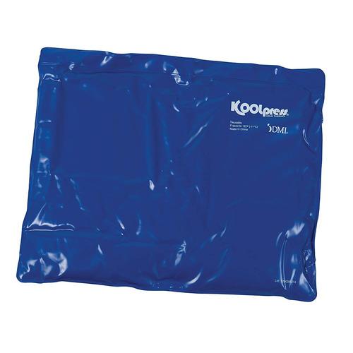 dmi koolpress reutilizable compresa fría compresa fría, 14 x
