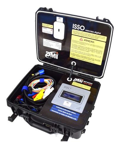 dmi mp3000 analisador energia elétrica 3g acesso remoto