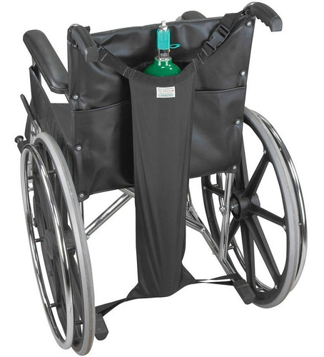dmi tanque de oxígeno titular para sillas de ruedas