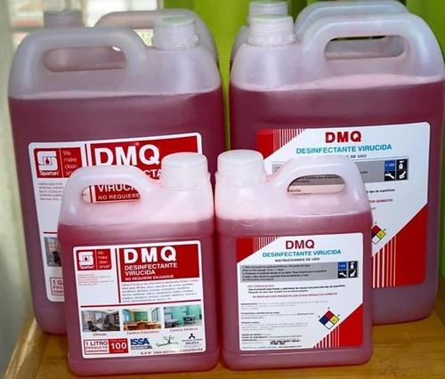 dmq desinfectante virucida litro