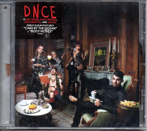 dnce/ joe, jack, cole & jin debut album c d 14 tracks