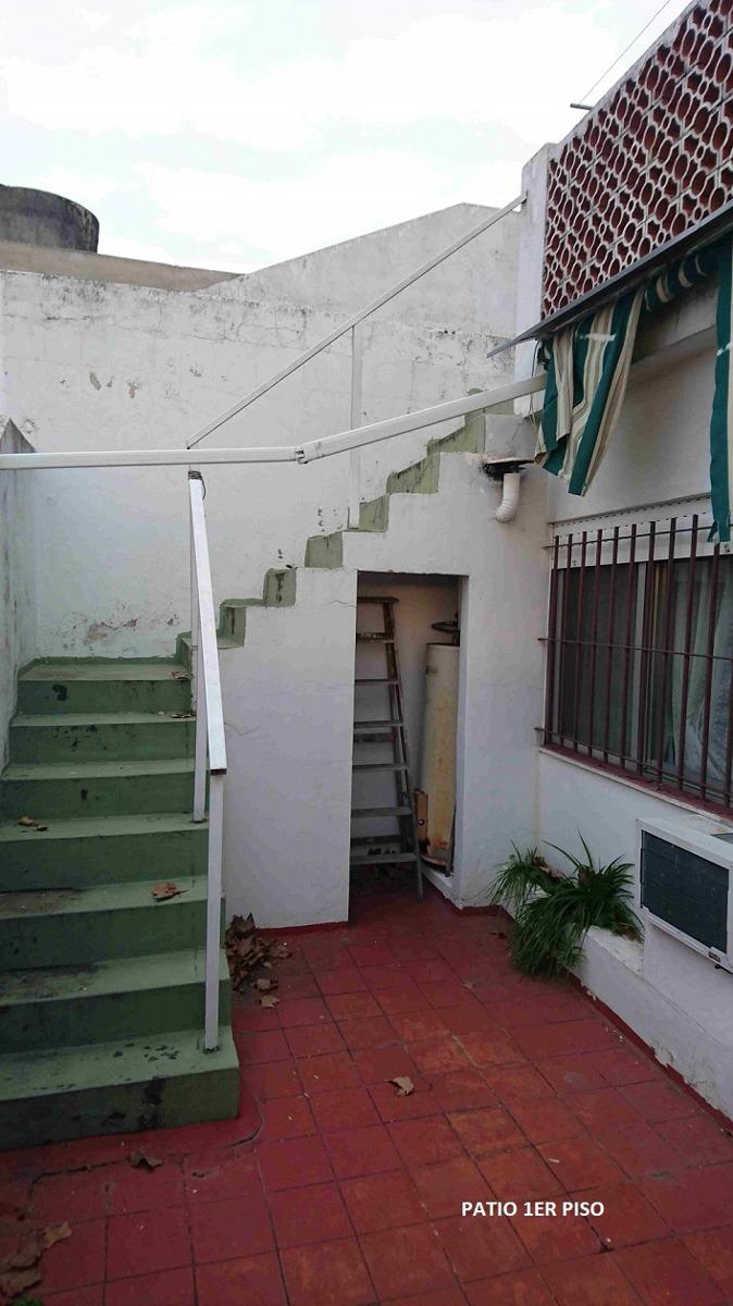 dño ph-casa indep. 4 amb cochera 2 patios terraza-todo luz!