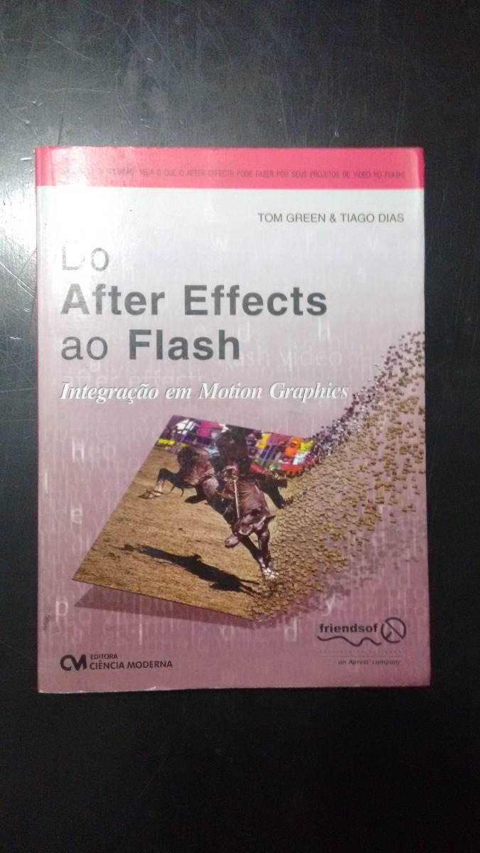 Do After Effects Ao Flash - Integração Em Motion Graphics