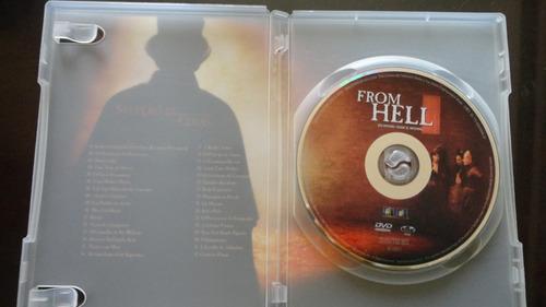 do inferno - johnny depp em dvd