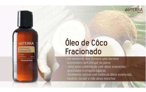 do terra óleo de coco fracionado 115ml