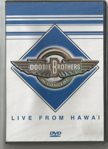 dobbie brothers-in concrt,live from hawai