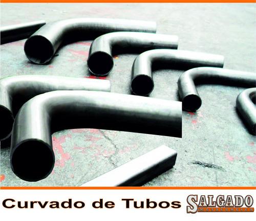 doblado de caños - curvado de tubos