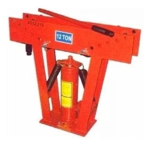 dobladora de tubos 12t jpb1205 1/2 -2