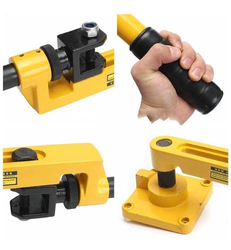 dobladora de tubos manual desde 3/8  a 1  profesional