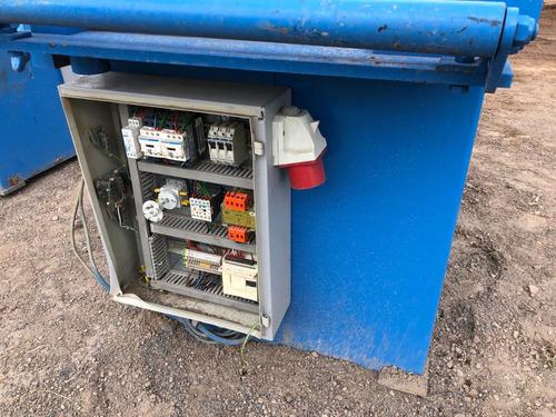 dobladora de varilla electrica alba dar55 trifasica 220/240v