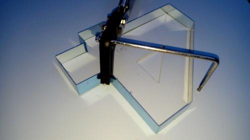 dobladora letras de canal letras 3d aluminio envio gratis