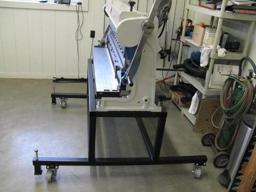 dobladora roladora cortadora de lamina 52 cal.16 , 3 en 1