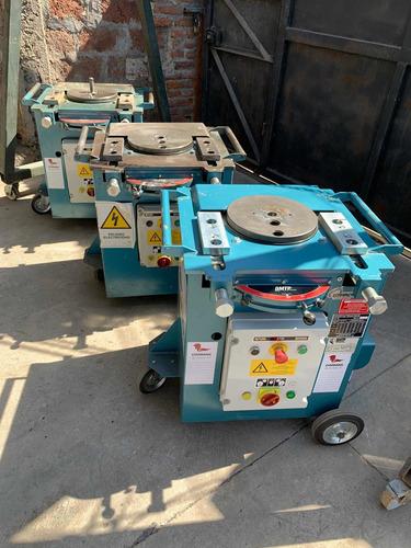 dobladoras de fierros construccion usadas y nuevas arriendos