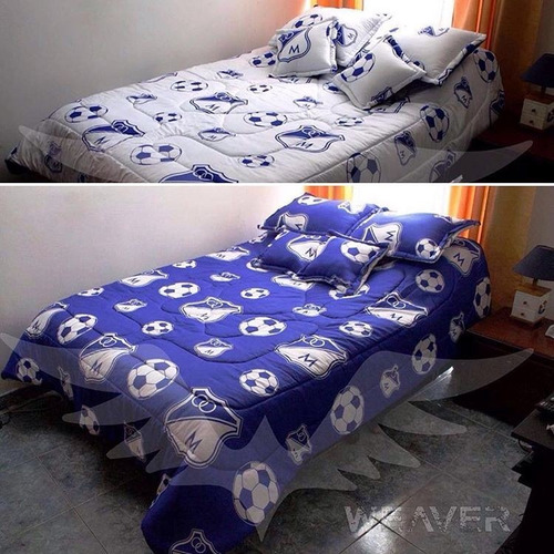 doble doble cubrelecho cama