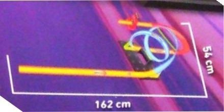 doble giro mortal pista de autos - a toda velocidad en 360°