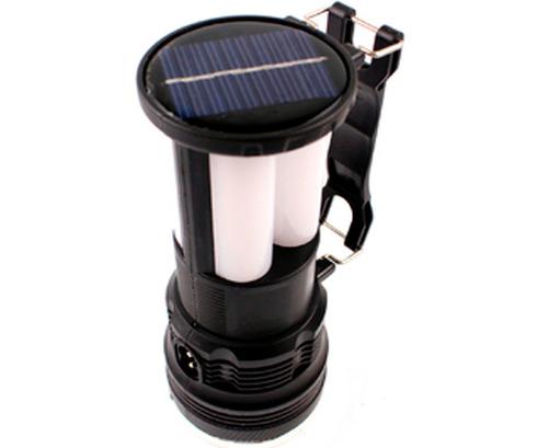 doble lampara de mano solar recargable envio gratis