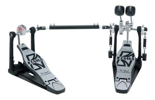 doble pedal de bombo tama hp300 estuche.musicapilar