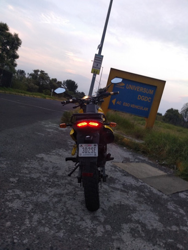 doble propósito moto keeway