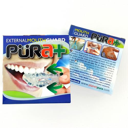 doble protector bucal dental anti - unidad a $36700