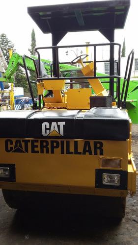 doble rodillo vibratorio caterpillar c b-434 b