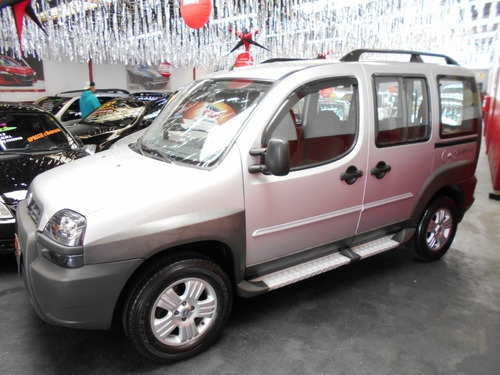 doblo 1.8 adventure 05 nova troco favorita multimarcas