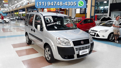 doblo 1.8 essence 7 lugares flex 5p manual 2017/2017
