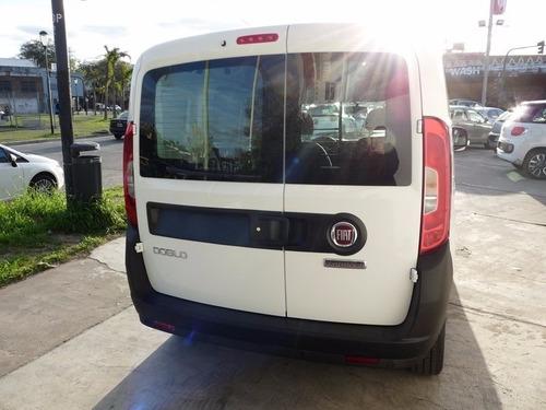 doblo 7 asientos gnc 1.4 0km anticipo $90.000 tomo usado z-