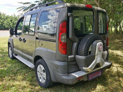 doblo adventure 1.8 16v 6p (flex)  2013