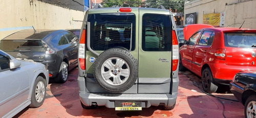 doblo adventure 1.8 flex 6 lugares.