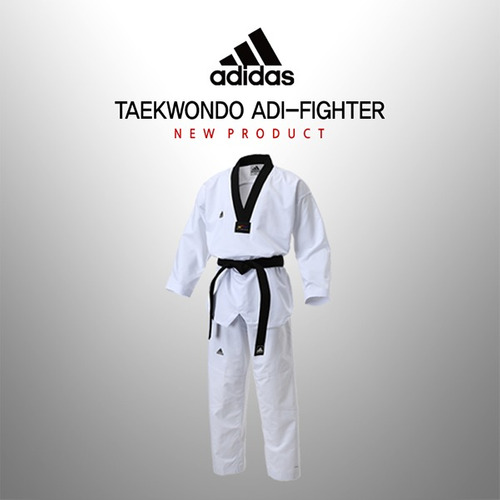 dobok adidas adi fighter talle 200 cm