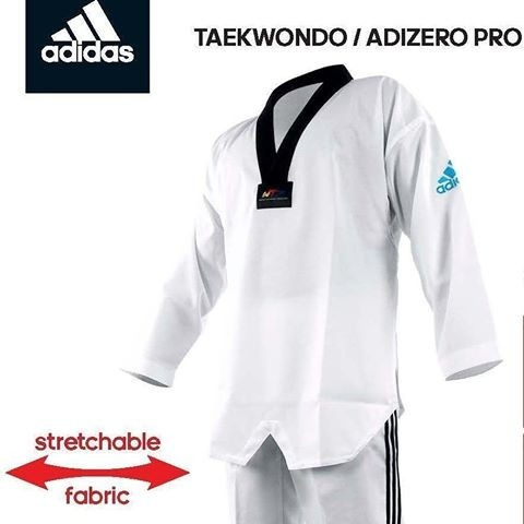 brand new 62a4d 0b295 dobok adidas adizero pro uniforme de taekwondo talle 160 cm