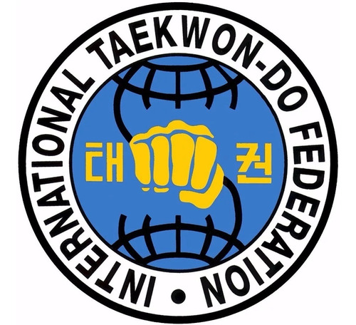 dobok taekwondo itf talles 8 y 9 traje shiai uniforme adulto