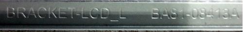 dobradiça bracket haste esquerda samsung n150 ba81-08413a