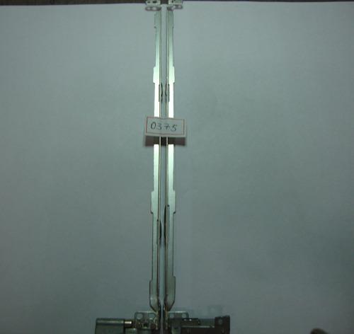 dobradiça com haste hp compaq nx 6115 - usadas (has031)