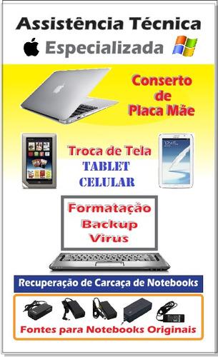 dobradiça esquerda notebook microboard 8615
