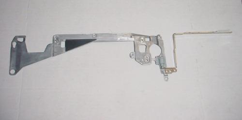 dobradiça esquerda notebook toshiba satellite 5205 5200